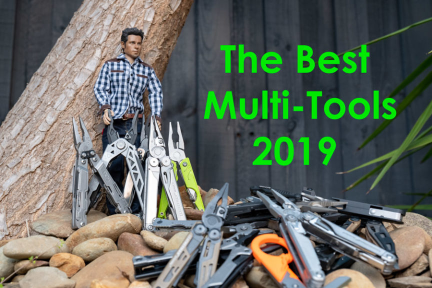 Best New Tools 2019 The Best 9 Multi Tools for 2019 | Pocket Multi Tools